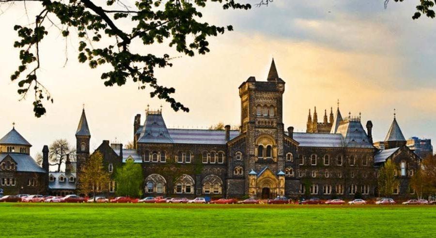 نیازمندی های زبان انگلیسی برای دانشگاه تورنتو