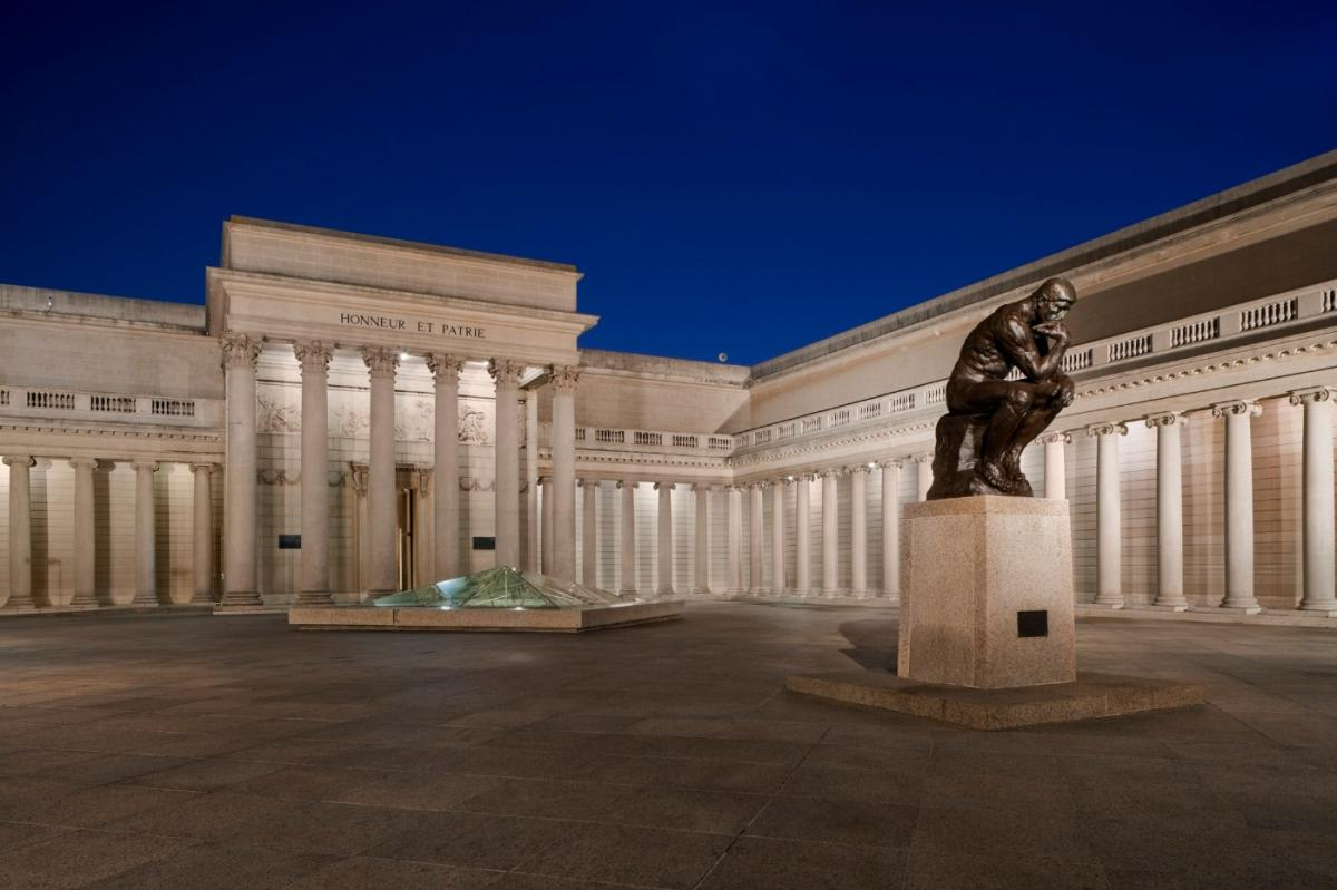 موزه هنرهای زیبای سانفرانسیکو (FAMSF)