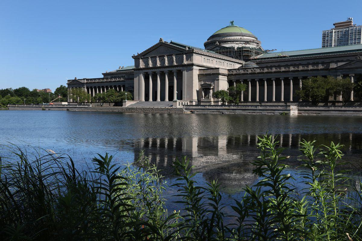موزه علم و صنعت شیکاگو آمریکا (MSI)