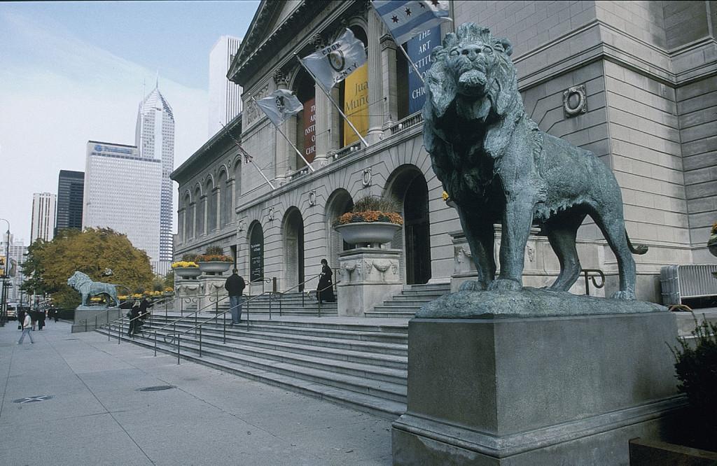 مؤسسه هنر شیکاگو آمریکا (The Art Institute of Chicago)