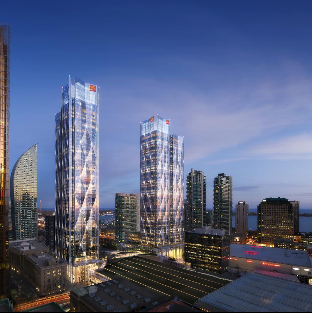 شهر تورنتو در سال 2030: چگونه زندگی و کار و تفریح خواهیم کرد؟