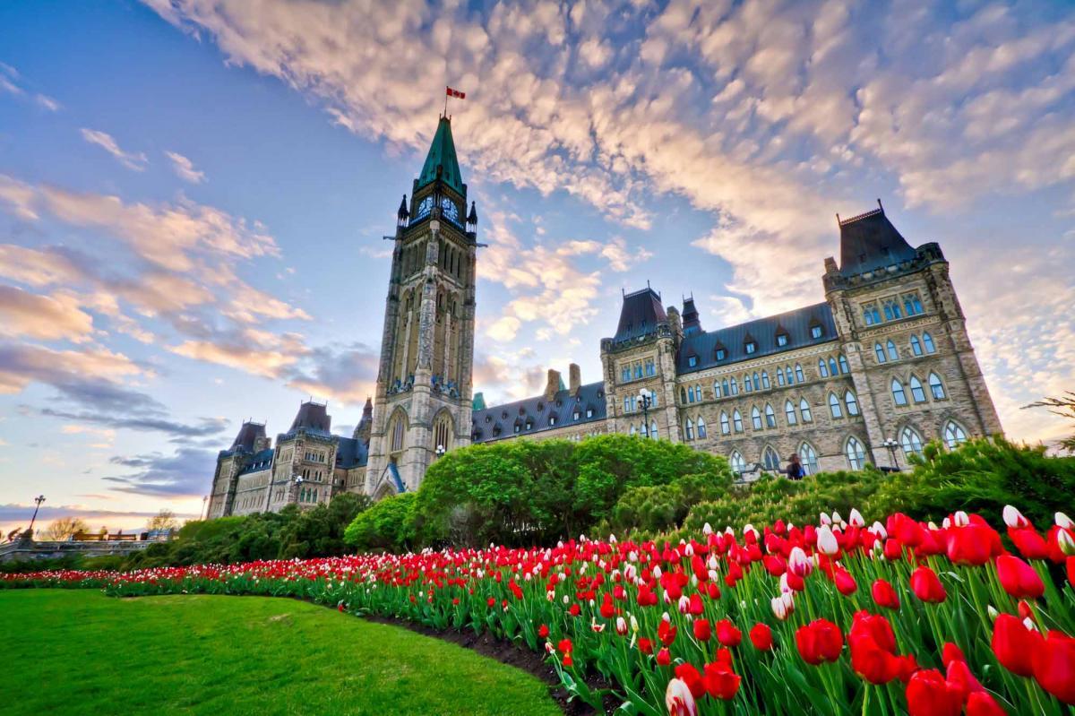 سه سطح دولت در کانادا