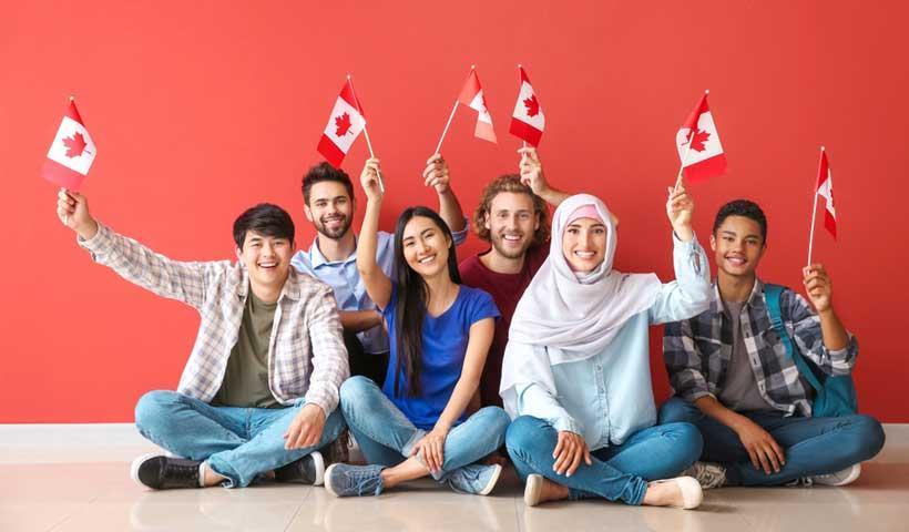 در کانادا زبان انگلیسی و فرانسوی یاد بگیرید
