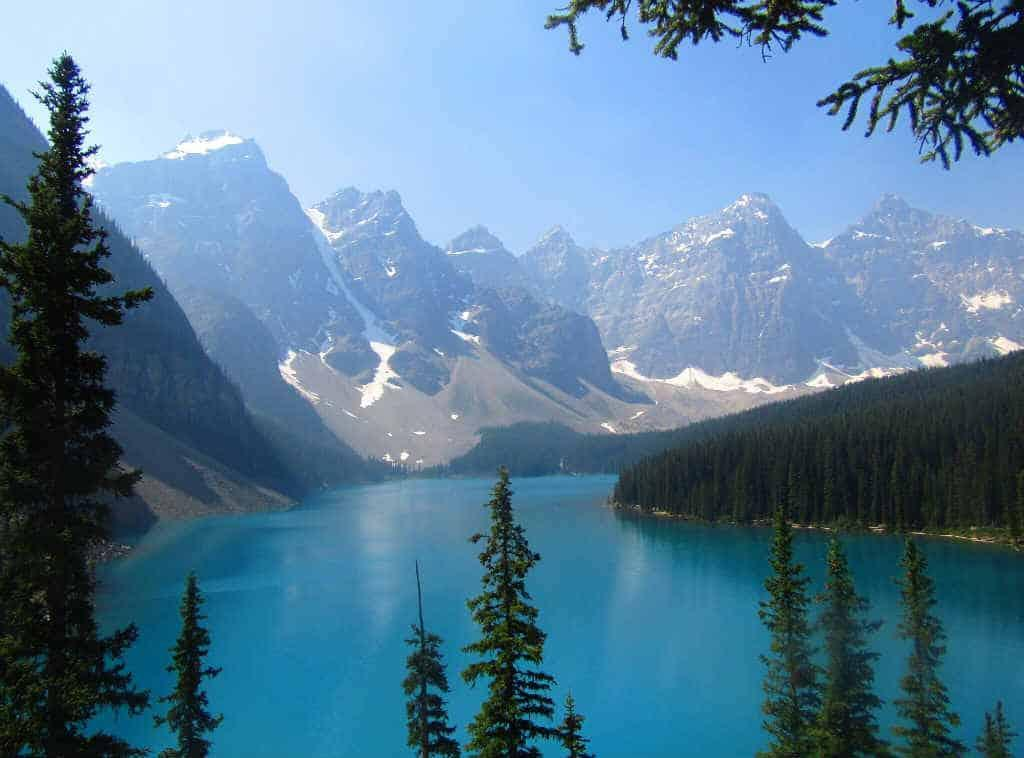 بهترین دریاچه ها در کانادا