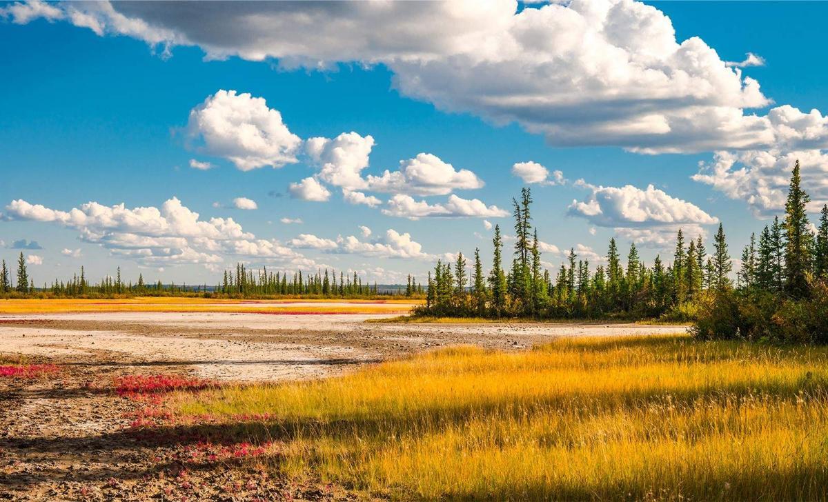 آشنایی با جغرافیای کانادا