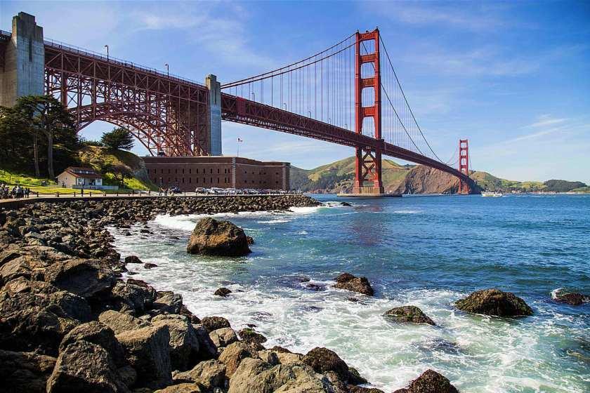 سفر به کالیفرنیا: آشنایی با منطقه خلیج سانفرانسیسکو
