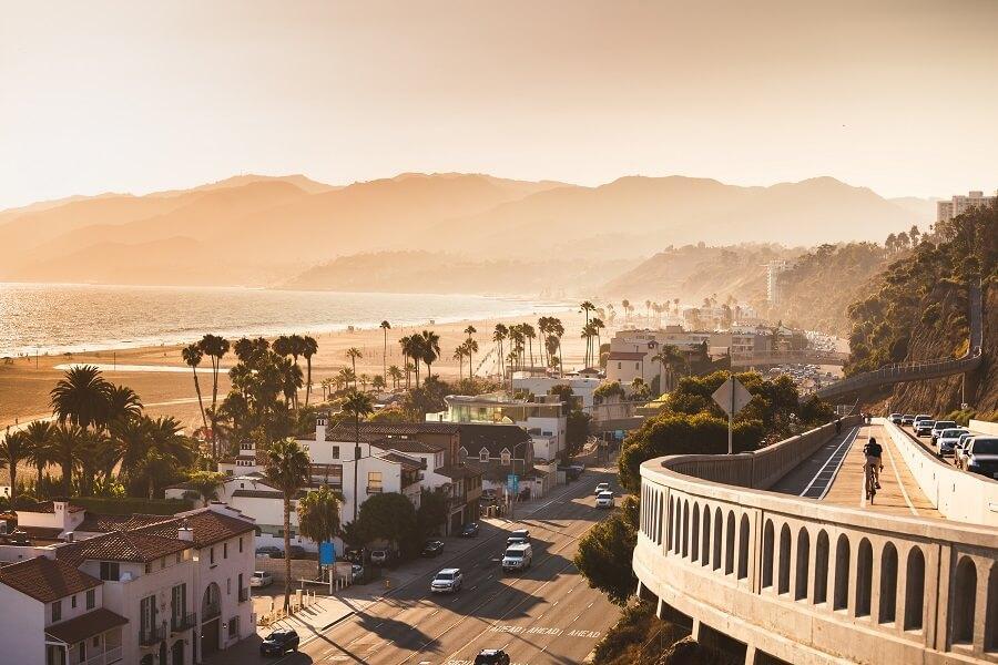 سفر به کالیفرنیا: آشنایی با سانتا مونیکا و پاسادنا لس آنجلس آمریکا