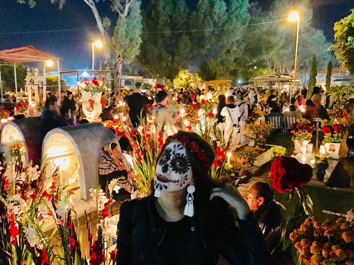 شهر Oaxaca و جشنواره Dia de Los Muertos