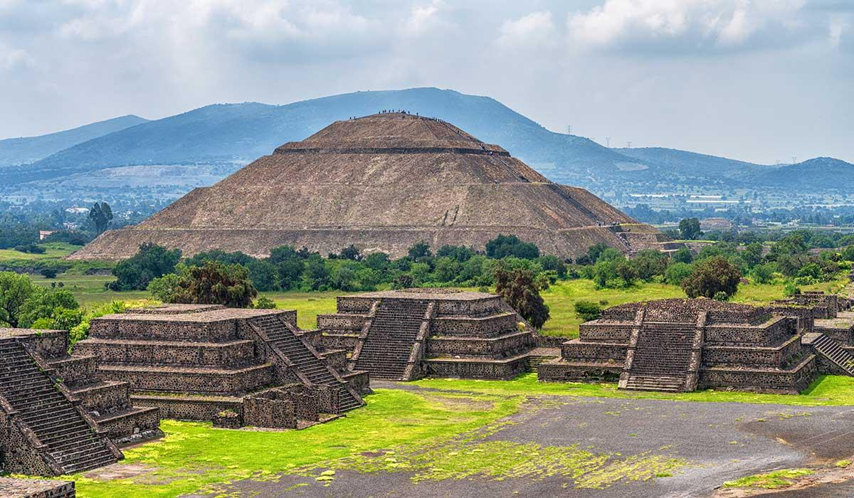 تئوتیئواکان در مکزیک (Teotihuacan)
