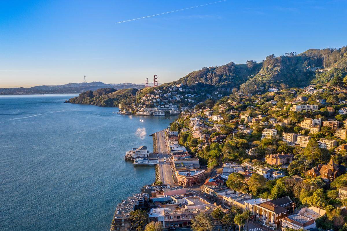 سفر به کالیفرنیا: شهرهای کنار دریا و جاذبه طبیعی بخش مارین (Marin County)