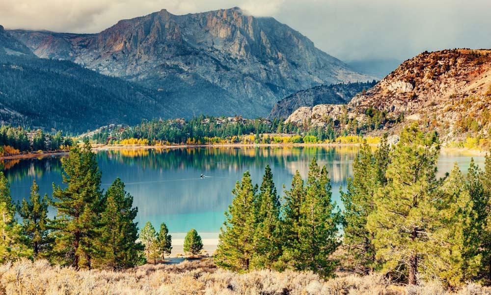 سفر به کالیفرنیا: کشور طلا در کوهپایه های سیرا نوادا
