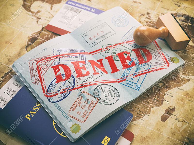 ویزای آمریکا ریجکت شده، آیا میتوانم دوباره اقدام کنم؟