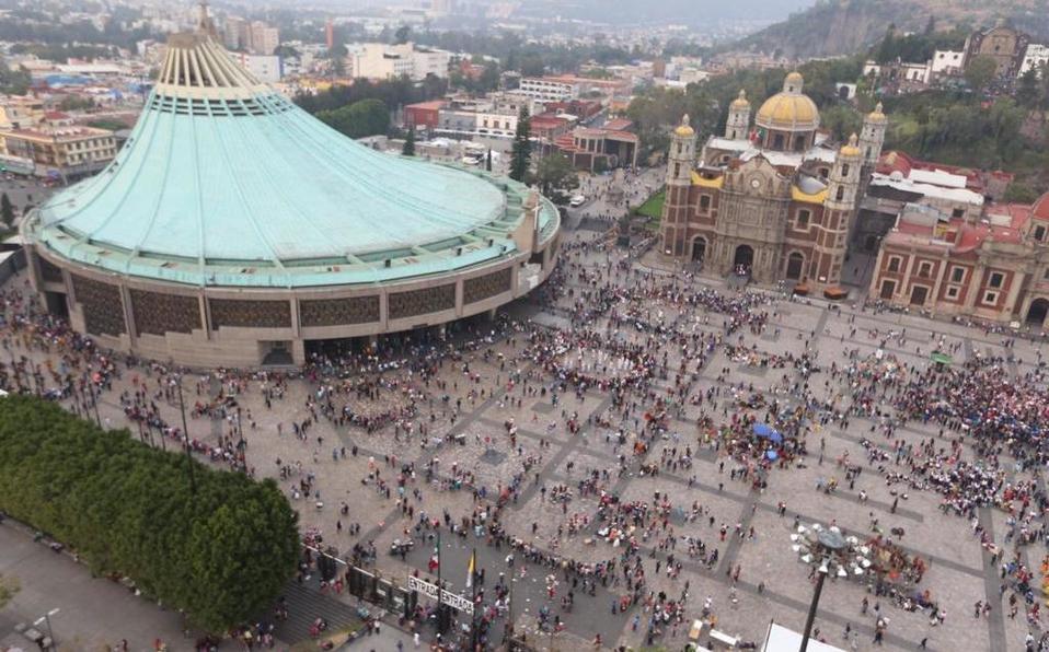 کلیسای Basílica de Guadalupe مکزیک