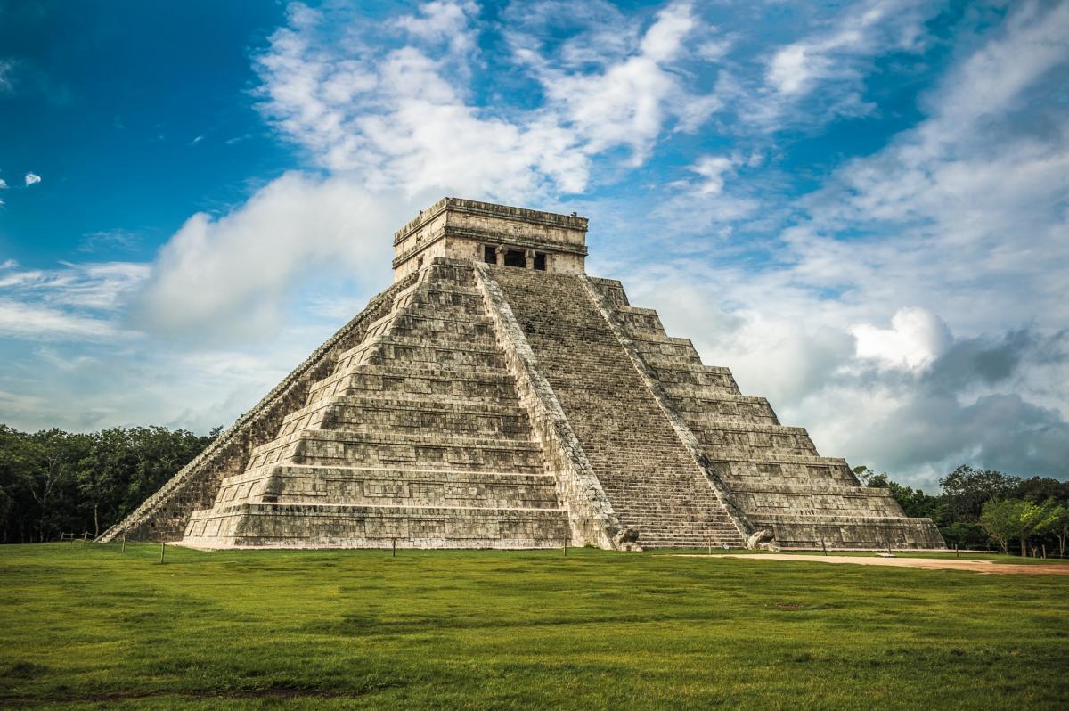 مجموعه باستانی چیچن ایتزا مکزیک (Chichen Itza)