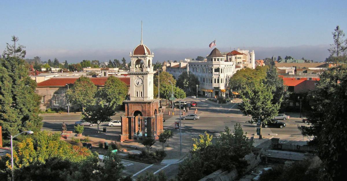 سفر به کالیفرنیا: سانتا کروز، مونتری و کارمل