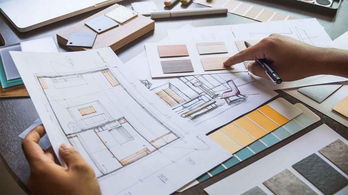 تحصیل در رشته طراحی داخلی در کانادا