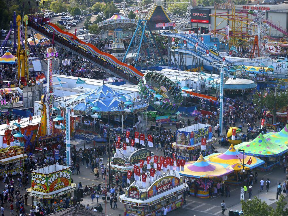 آشنایی با جشنواره کلگری استمپید (Calgary Stampede)