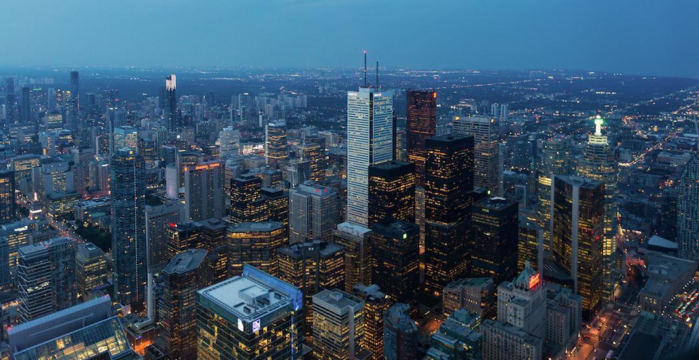 10 تا از بلندترین ساختمانهای تورنتو
