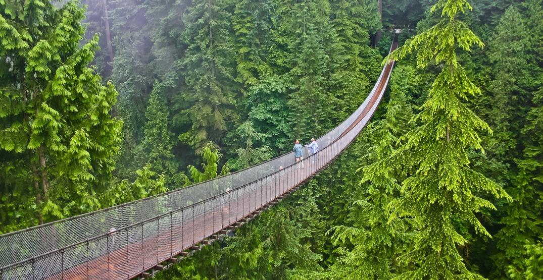 برنامه سفر 4 روزه به ونکوور (Vancouver)