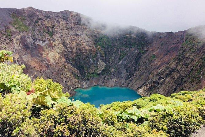 پارک ملی آتشفشان ایرازو (Irazu) کاستاریکا