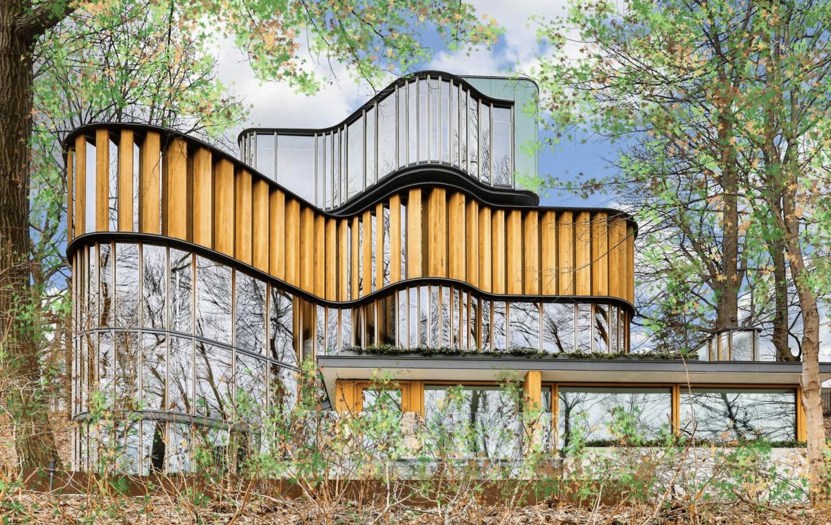 بنای Integral House شاهکار معماری مدرن کانادا فروخته شد