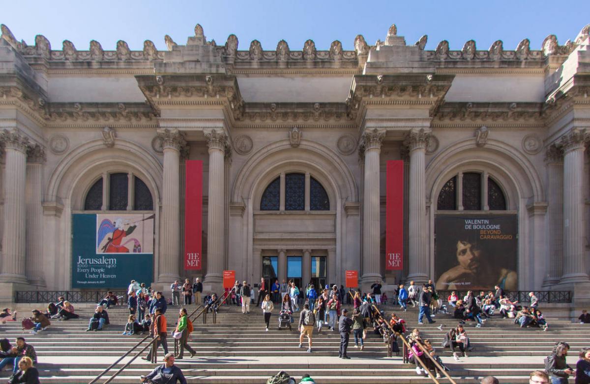 آشنایی با بهترین موزه های آمریکا در شاخه هنر