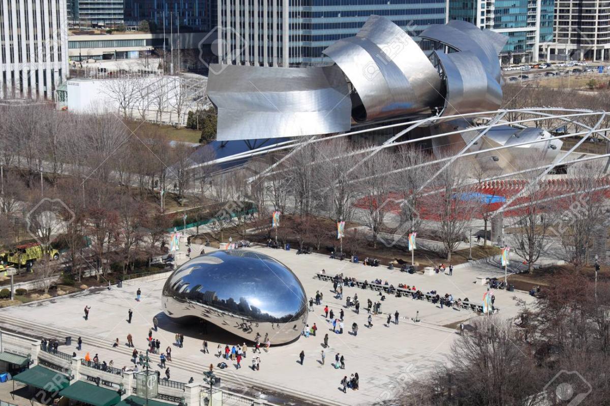راهنمای جامع پارک هزاره (Millennium Park) شیکاگو آمریکا