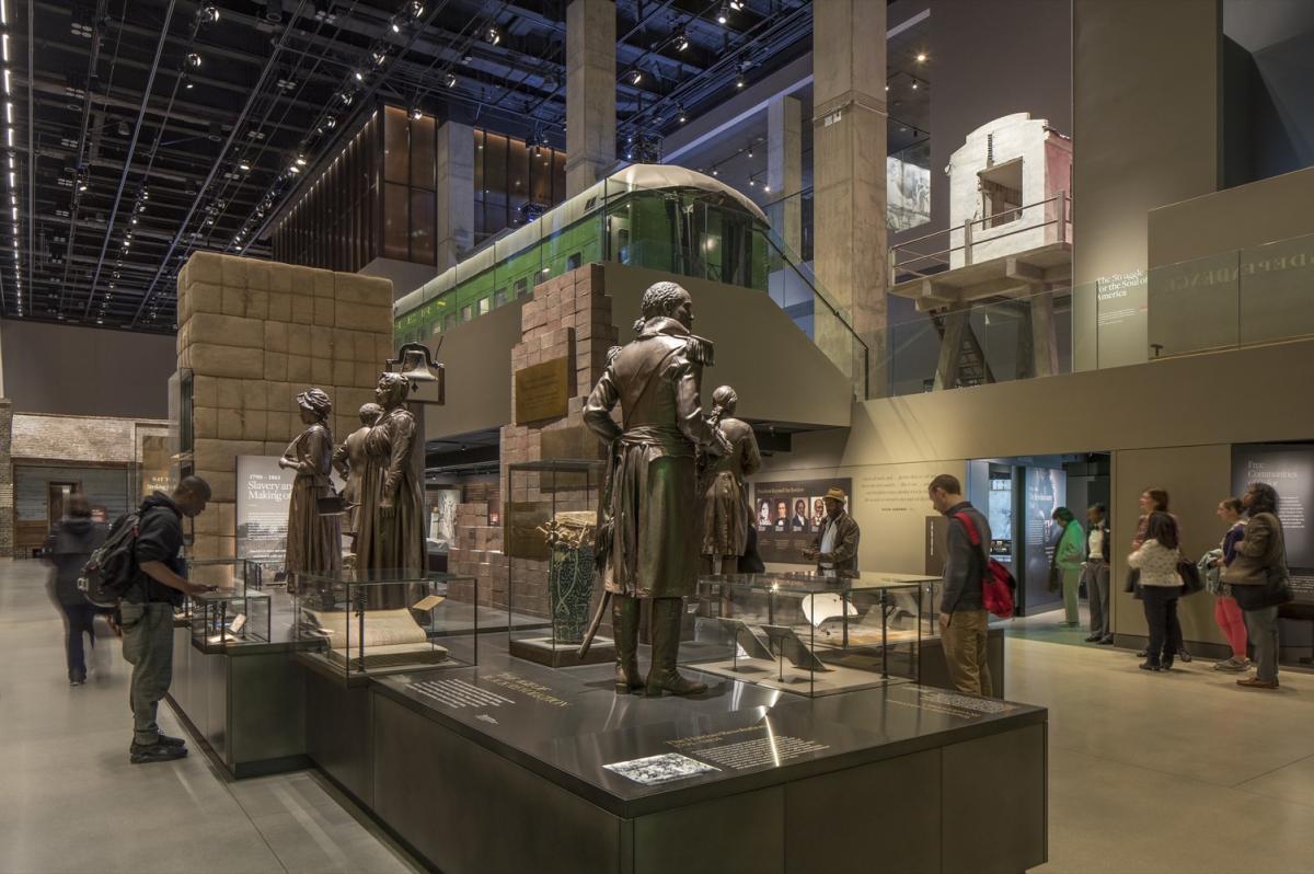 موزه ی ملی تاریخ آمریکا اسمیت سونیان واشنگتن دی سی
