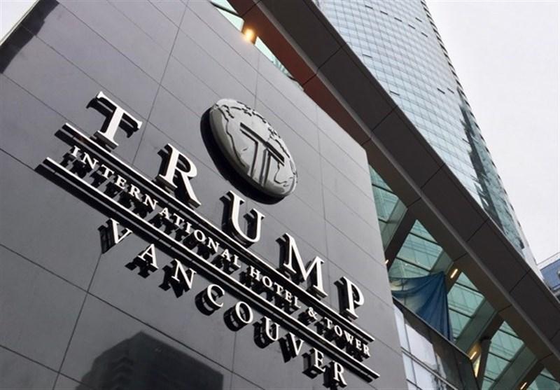 برج و هتل ترامپ در ونکوور کانادا در پی همه گیری کرونا ورشکست شد