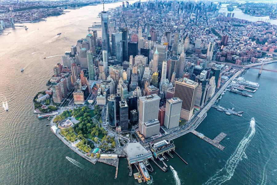 12 شهر برتر گردشگری در ایالات متحده آمریکا
