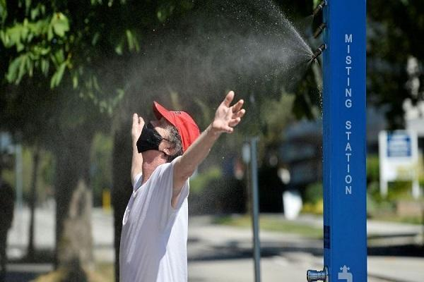 دوباره هوای بریتیش کلمبیا حسابی گرم خواهد شد