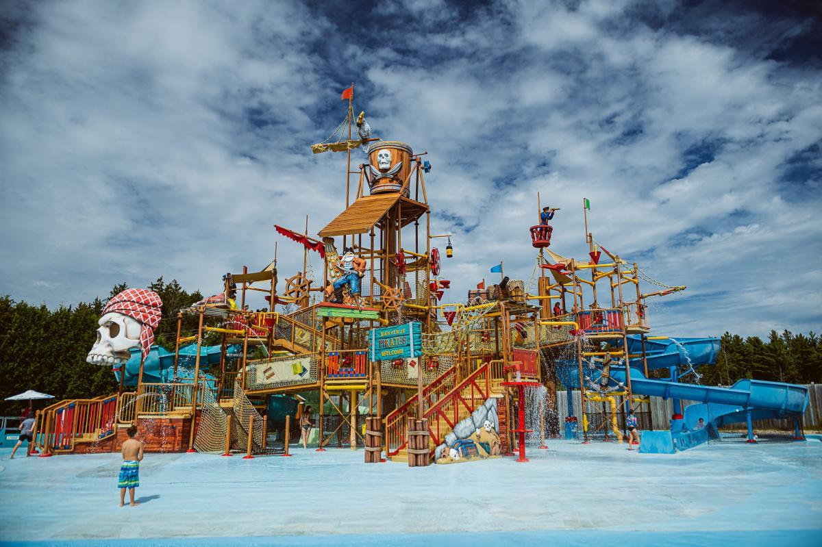 استقبال از Calypso Theme Waterpark بعد از بازگشایی بی نظیر بوده است