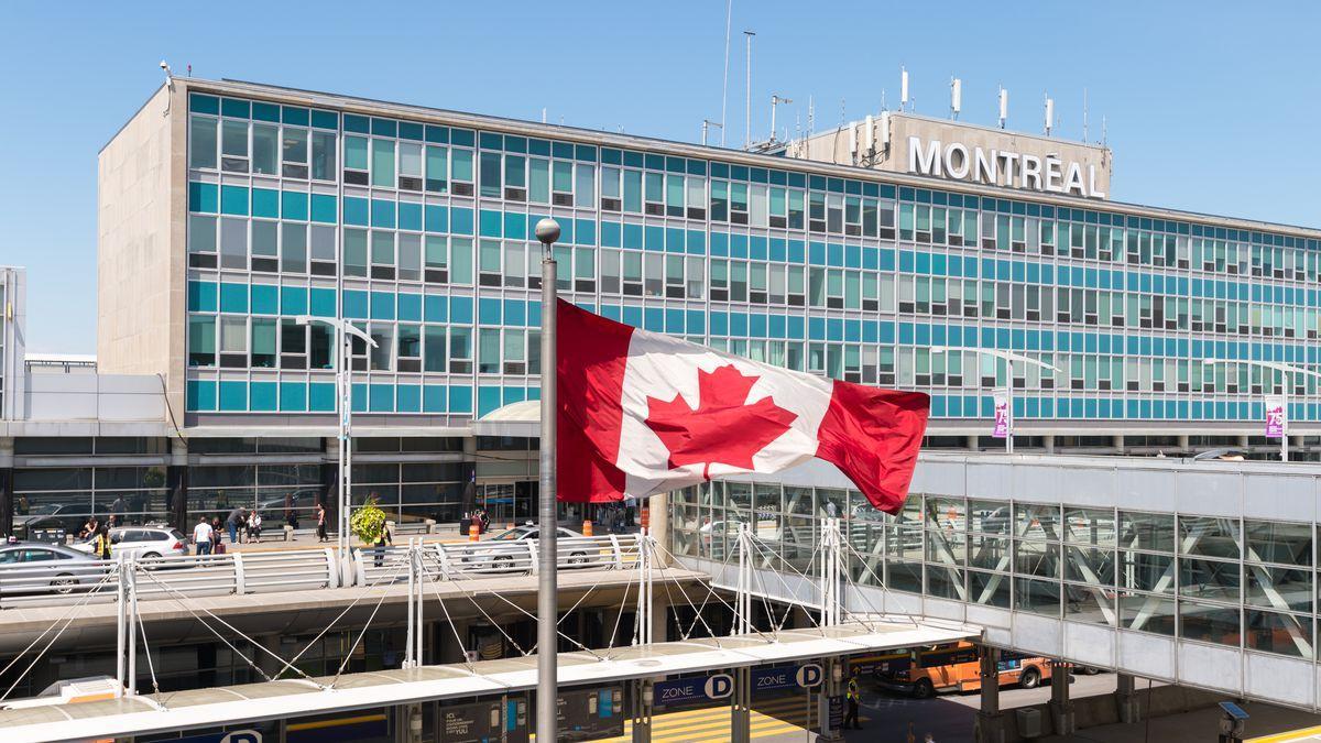 آشنایی با فرودگاه مونترال کانادا