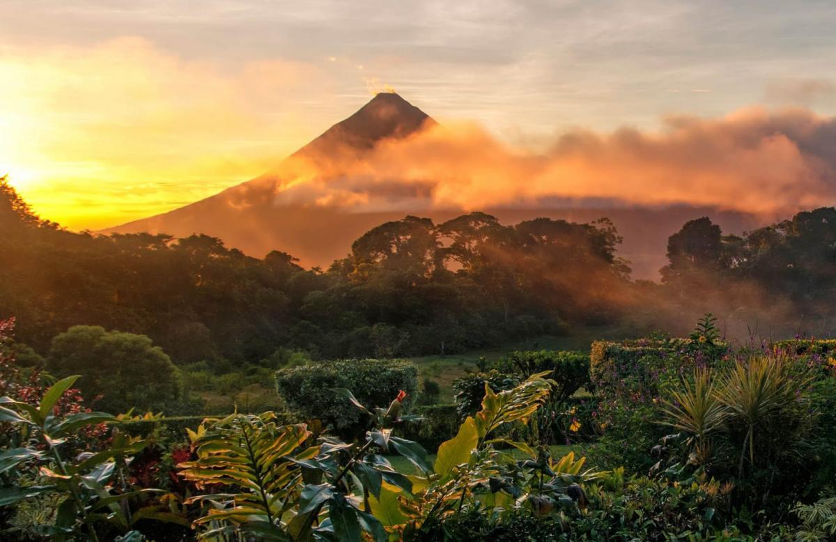 چرا باید یک بار هم شده از کاستاریکا دیدن کرد؟