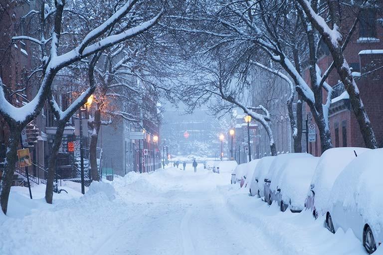 چطور در زمستان های مونترال خوش بگذرانیم