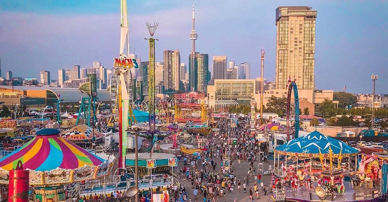 سفرتان را با جشنواره های تورنتو تنظیم کنید