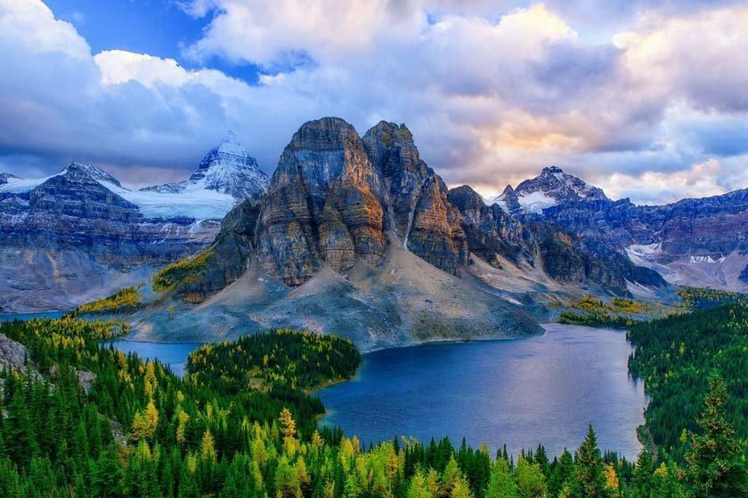 دیدنی هایی که در کوه های راکی در انتظارمان است