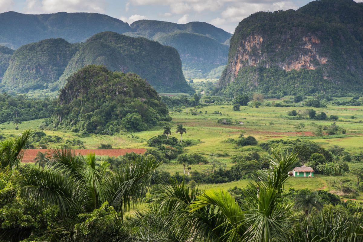روستای وینالس (Vinales) از جاذبه های طبیعی کوبا