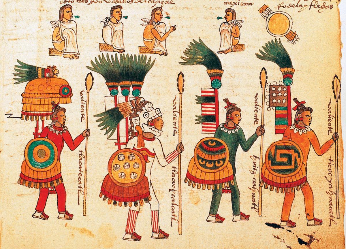 آدم خواری قوم آزتک (aztec) مکزیک افسانه یا تاریخ؟