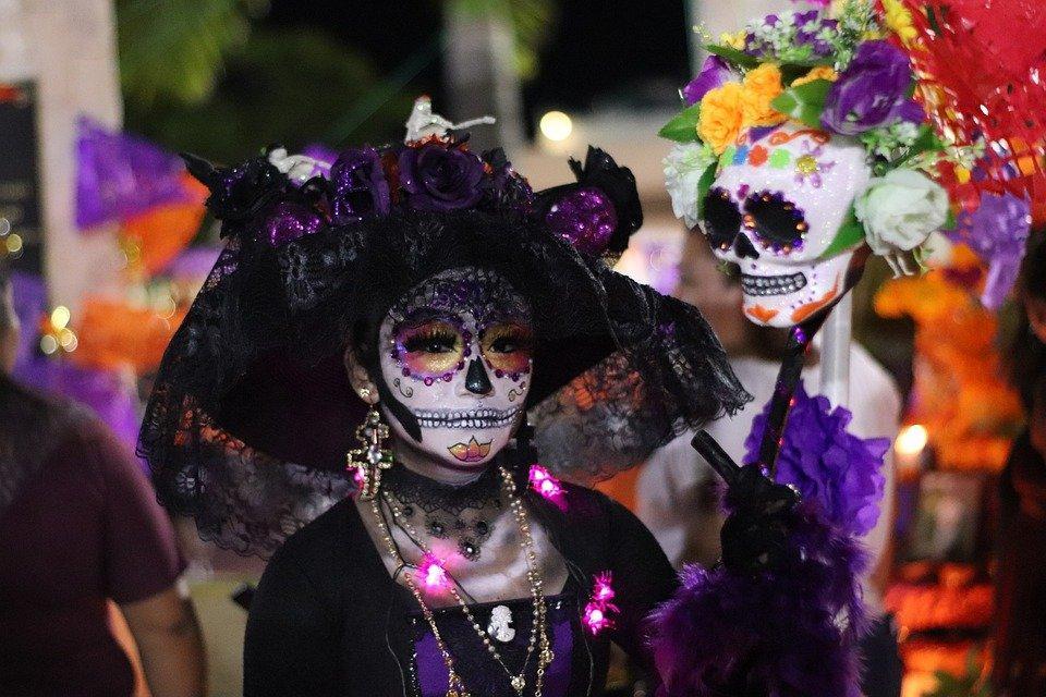 آشنایی با فستیوال روز مردگان در مکزیک (The Day of the Dead)