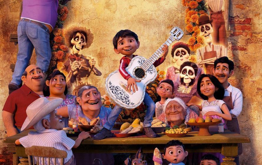 انیمیشن کوکو (Coco) اشاره به چه محل هایی در مکزیک دارد